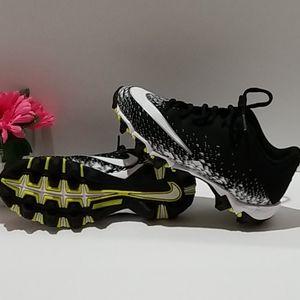 Nike FastFlex VPR Football Cleats Boy's Sz 2